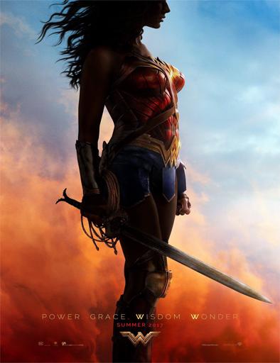 Poster de Wonder Woman (Mujer maravilla)