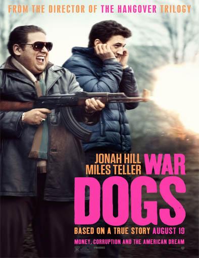 Ver War Dogs (Amigos de armas) (2016) online