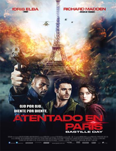 Atentado en París Película Completa Online DVD [MEGA] [LATINO] 2016