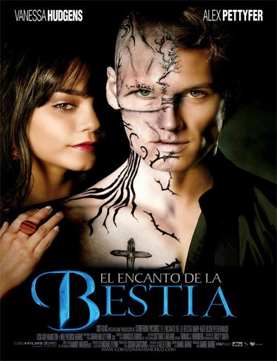 Poster de Beastly (El encanto de la bestia)