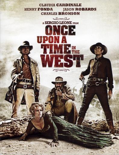 Érase Una Vez En El Oeste (1968)