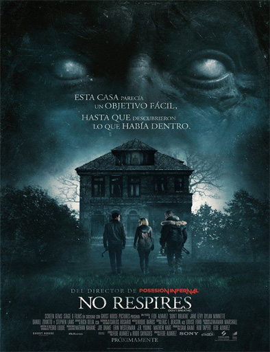 Poster de Don't Breathe (No respires)