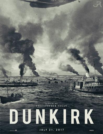 Ver Dunkerque Online (2017) Dunkirk Gratis HD Pelicula Completa