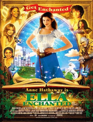 Poster de Ella Enchanted (Ella está encantada)
