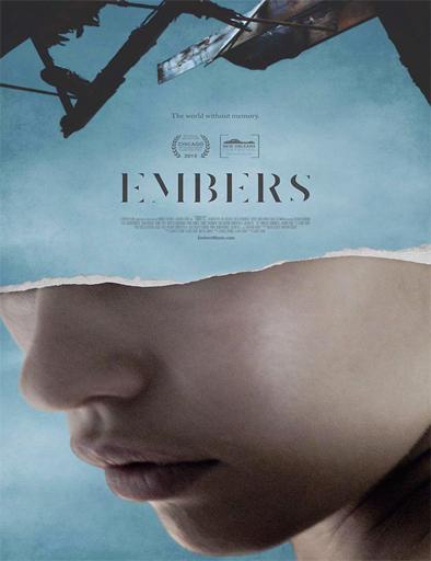 Poster de Embers