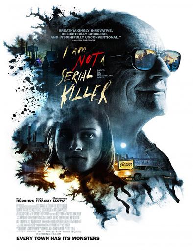 Ver I Am Not a Serial Killer (2016) online