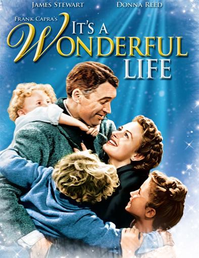 Poster de It's a Wonderful Life (¡Qué bello es vivir!)