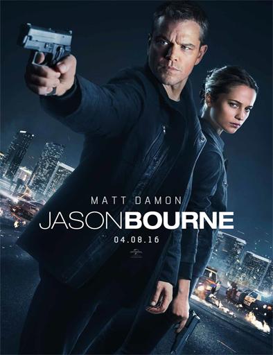 Jason Bourne 2016 Online latino español Gratis