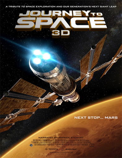 Poster de Journey to Space