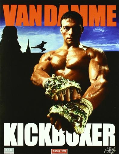 Poster de Kickboxer