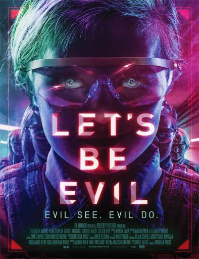 Let?s Be Evil (2016)