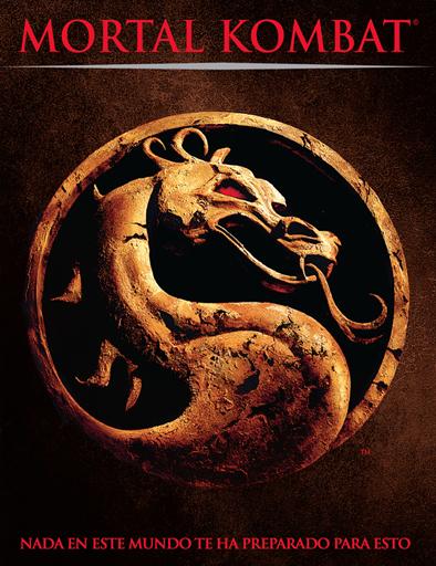 Poster de Mortal Kombat: La película