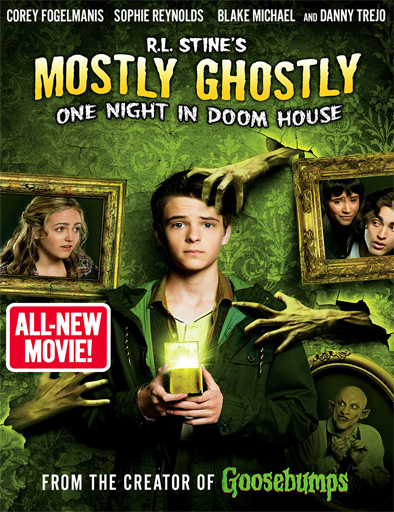 Mostly Ghostly 3: One Night in Doom House (2016) online