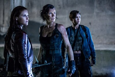 Ver Resident Evil: Capítulo final (2017) online – The Final Chapter