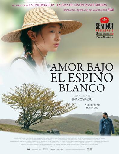 Poster de Shan zha shu zhi lian (Amor bajo el espino blanco)