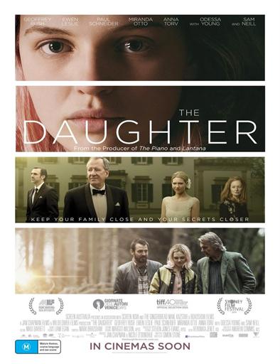 Poster de The Daughter