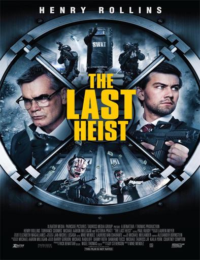 Poster de The Last Heist