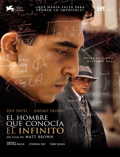 El Hombre Que Conoc�a El Infinito (2016)