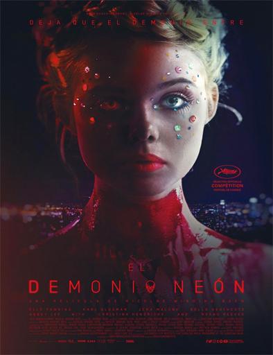 El Demonio Neón Película Completa Online [MEGA] [LATINO] 2016
