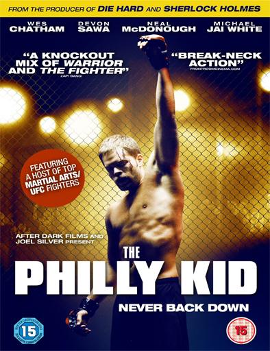Poster de The Philly kid (El chico de Philadelphia)
