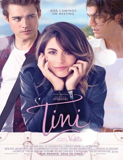 Poster de Tini: El gran cambio de Violetta