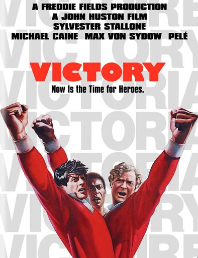 Poster de Victory (Escape a la victoria)