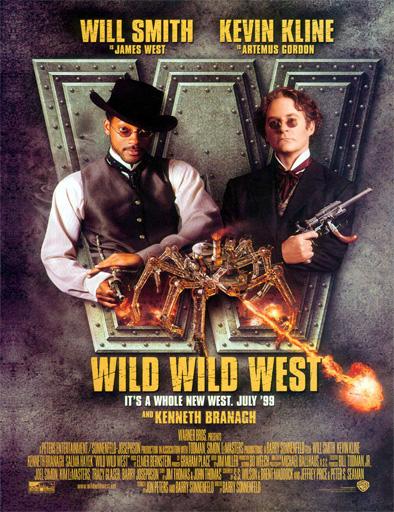 Las Aventuras De Jim West (1999)