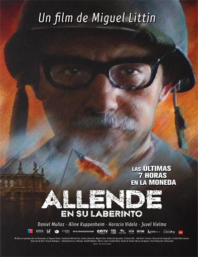 Allende en su laberinto (2014) online