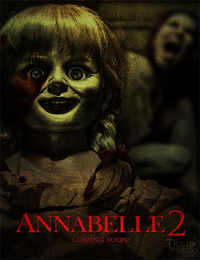 Ver Annabelle 2 (2017) online Latino Trailer