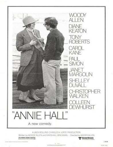 Poster de Annie Hall