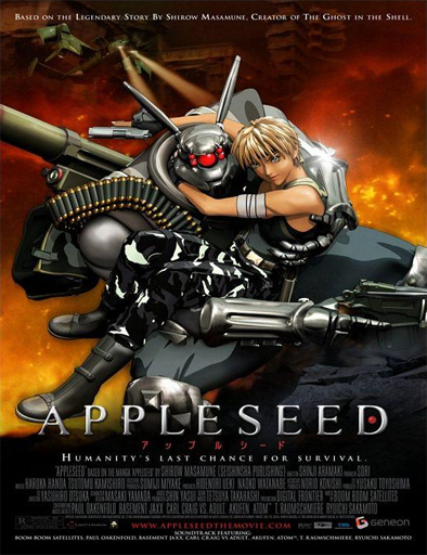 Appleseed: The Beginning (2004)