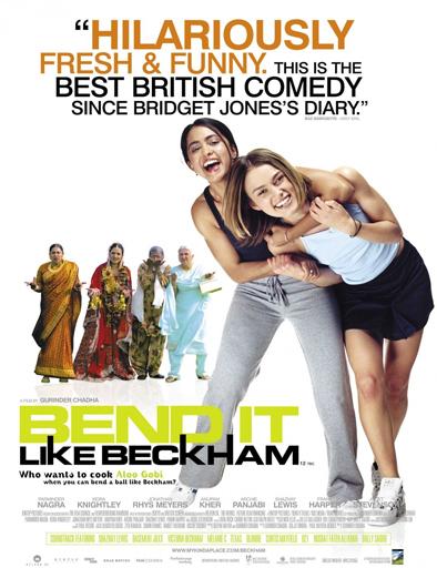 Poster de Bend It Like Beckham (Jugando con el destino)