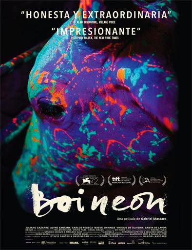 Buey Neón (2015)