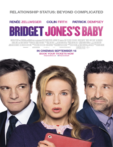 Ver Bridget Jones' Baby (El bebé de Bridget Jones) (2016) online