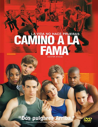 Poster de Center Stage (Camino a la fama)