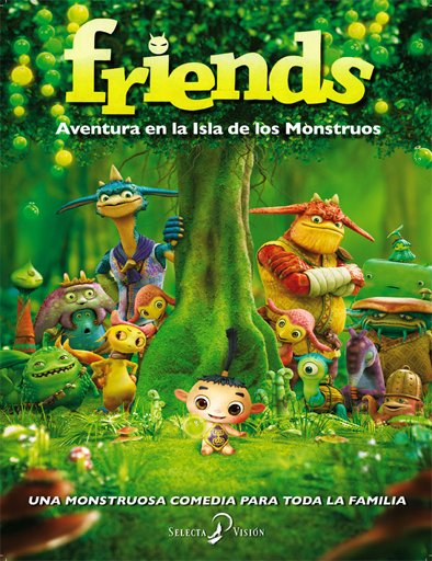 Ver online friends [VER~720p]» Friends: