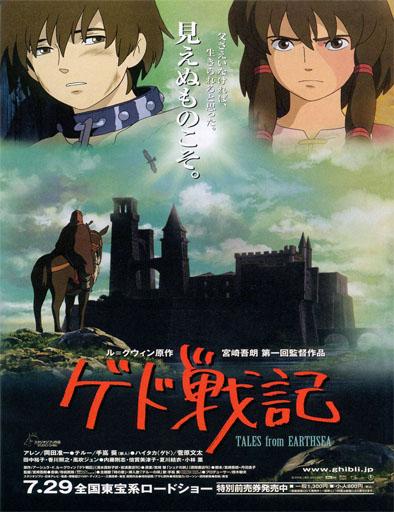 Poster de Gedo Senki (Cuentos de Terramar)