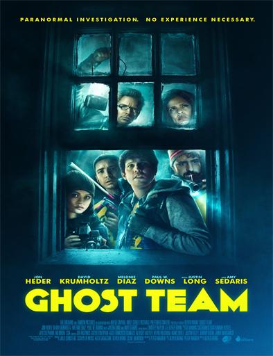 Poster de Ghost Team