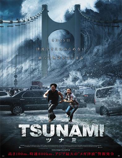 Poster de Haeundae (Tsunami)