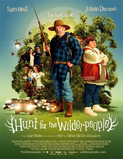 Ver Hunt for the Wilderpeople (2016) online