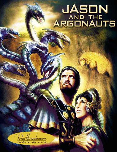 Poster de Jasón y los argonautas