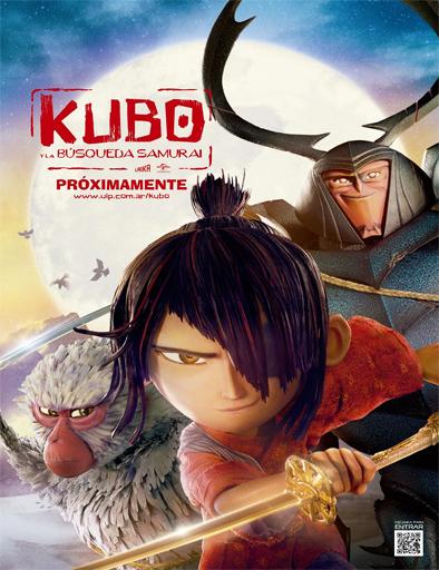 Kubo y la Búsqueda del Samurai Película Completa Online [MEGA] [LATINO] 2016