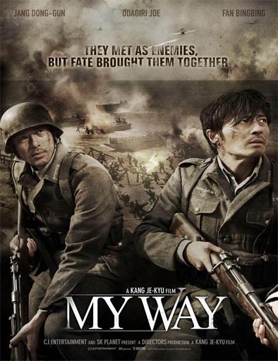 Poster de My Way