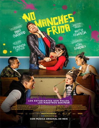 No Manches Frida Película Completa OnlineDVD [MEGA] [LATINO] 2016
