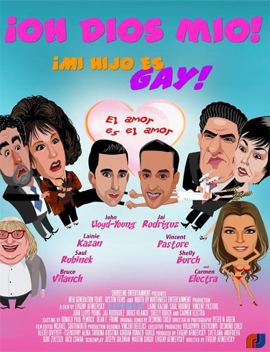 ¡Oh, Dios mío! ¡Mi hijo es gay! (2009) online
