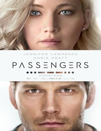Ver Passengers (Pasajeros) (2016) online
