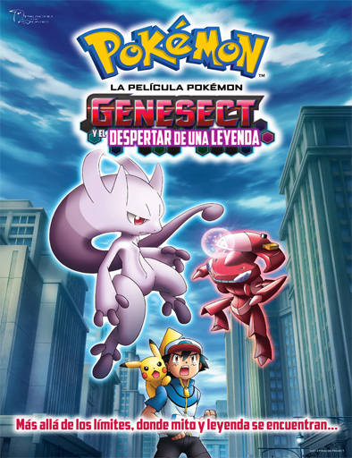 how to get genesect pokemon y