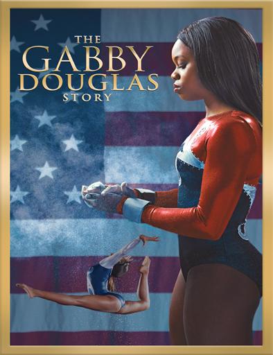 Poster de La historia de Gabby Douglas