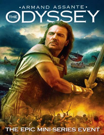 Poster de The Odyssey (La odisea)