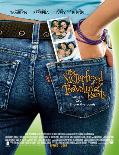 Poster de Un verano en pantalones